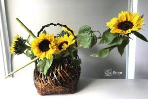Sunflower Arrangement Ideas