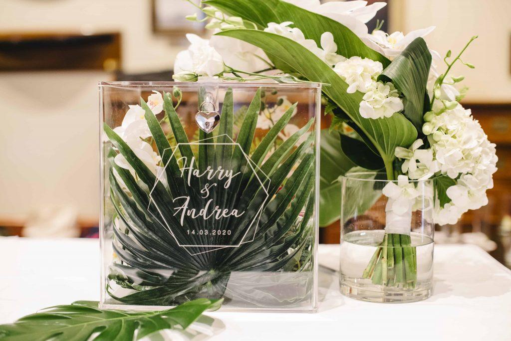 Japanese inspired Wedding Flowers Sydney
